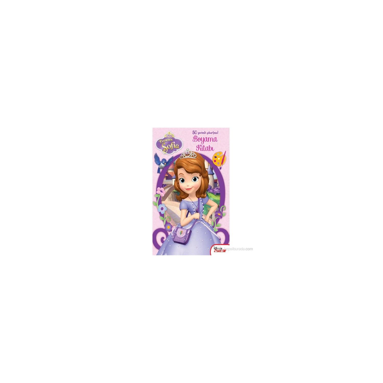 Disney Prenses Sofia çıkartmalı Boyama Kitabı Kolektif Fiyatı
