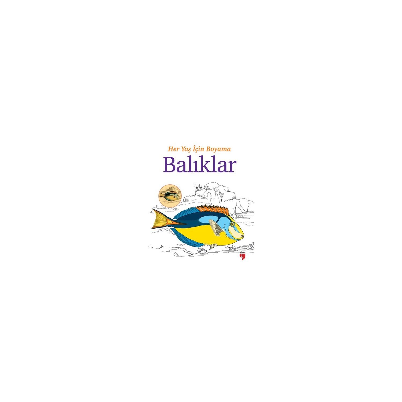 (Yeni 2019) Küçük Balık Boyama