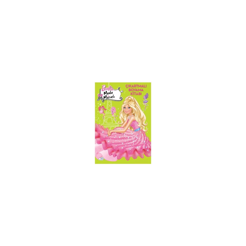 Barbie Moda Masalı çıkartmalı Boyama Kitabı Fiyatı