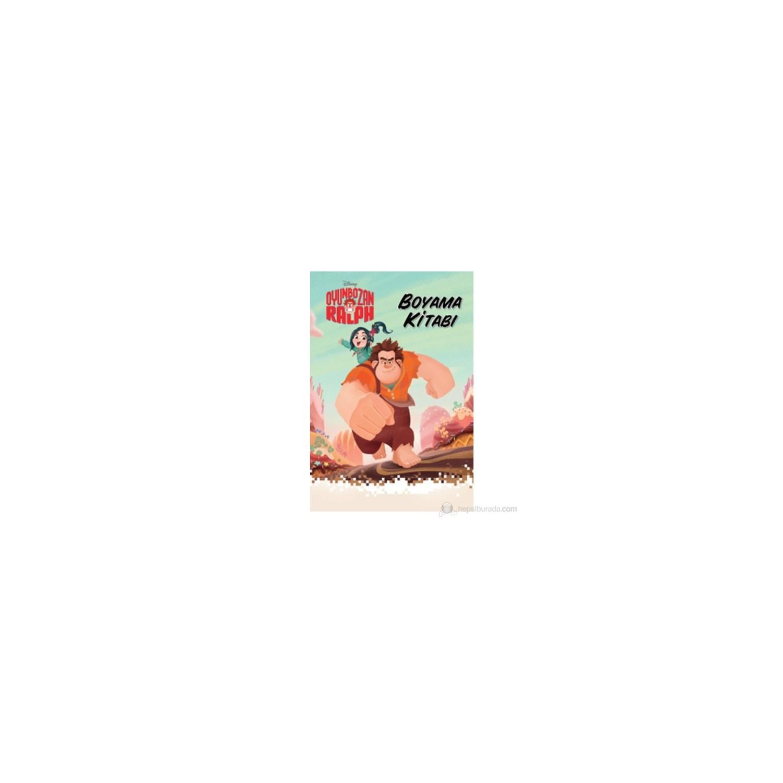 Oyunbozan Ralph Boyama Kitabı Kolektif Fiyatı Taksit Seçenekleri