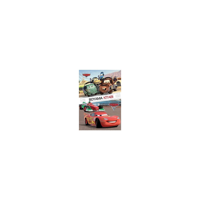 Disney Arabalar Boyama Kitabı Kolektif Fiyatı Taksit Seçenekleri