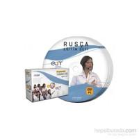 Elit Rusça Komple Görüntülü Eğitim Seti Tüm Seviyeler 12 DVD (Rusça Pratik El Kitabı Hediyeli)