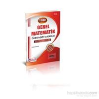 Lider AÖF 1. Sınıf 1. Yarıyıl Güz Dönemi Genel Matematik Özet Ve Sorular