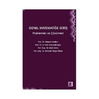 Genel Matematiğe Giriş - (Problemler ve Çözümleri)