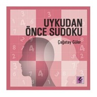 Uykudan Önce Sudoku-Çağatay Güler