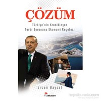 Çözüm / Türkiye'nin Kronikleşen Terör Sorununa Ekonomi Reçetesi
