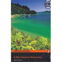 A New Zealand Adventure Jan Thorburn Easystarts Cd Penguin Readers