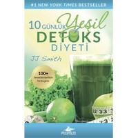 10 Günlük Yeşil Detoks Diyeti - Jj Smith