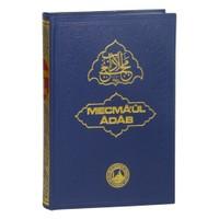 Mecma'ül Adab (İthal Kağıt)