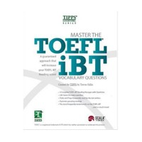 Master The Toefl Ibt Vocabulary Question