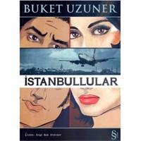 İstanbullular (Çizgi Roman - Türkçe)-Buket Uzuner