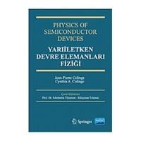 Yarıiletken Devre Elemanları Fiziği - Physics Of Semiconductor Devices-Jean Pierre Colinge