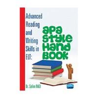 Advanced Reading and Writing Skills in ELT: APA Style Handbook - Salim Razı