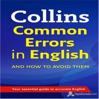 Collins Common Errors in English and How to Avoid Them (A2-B2)