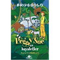 Peggy Sue Ve Hayaletler 2: Beyaz Taşın Labirenti-Serge Brussolo