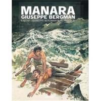 """Guiseppe Bergman""""ın Odysseia""""sı - Manara Hp & Guiseppe Bergman 9. Kitap"""