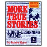 More True Stories A High Begining Reader Longman Yayınları