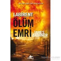 Labirent:Ölüm Emri - James Dashner