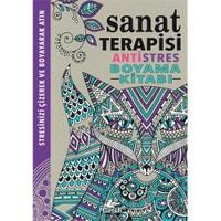Antistres Boyama Kitabı: Sanat Terapisi