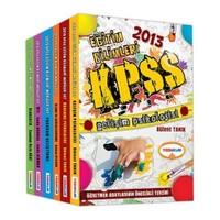 Yediiklim Kpss Eğitim Bilimleri Modüler Set 2013