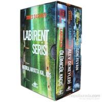 Labirent Serisi Seti - James Dashner