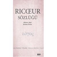 Ricoeur Sözlüğü