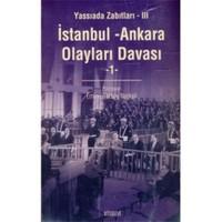 İstanbul - Ankara Olayları Davası / Yassiada Zabıtları III (4 Cilt)