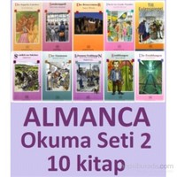 Almanca Okuma Seti 2 (10 Kitap)
