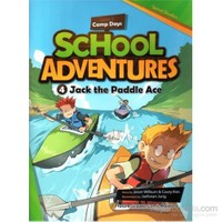 Jack The Paddle Ace + Cd (School Adventures 1)