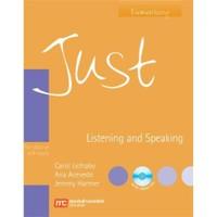 Just Listening & Speaking Elementary + Cd - Jeremy Hermer