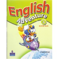 Longman Yayınları English Adventure Starter A Activity Book