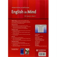 Cambridge English İn Mind Students Book