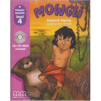 Mmpublications Mowgli Primary Readers Level 4 Cd