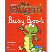 Macmillan Little Bugs 1 Busy Book