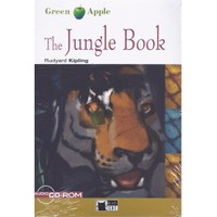 Cideb Yayınları The Jungle Book Rudyard Kipling Green Apple Starter Cd Black Cat