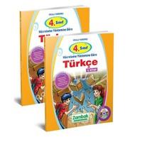 Zambak Yayınları 4.Sınıf Türkçe Hücreleme Yöntemine Göre