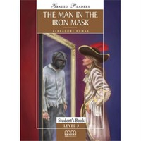 Mmpublications The Man In The Iron Mask Graded Readers Level 5