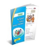 Zambak Yayınları 6. Sınıf Türkçe Konu Testi