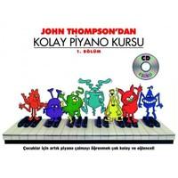 Porte Kolay Piyano Kursu 1 / John Thompson