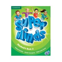 Super Minds 2 Students Book Cambridge