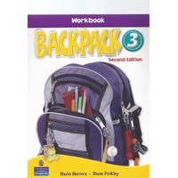 Backpack Second Edition 3 Workbook Longman Yayınları