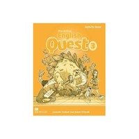 English Quesrt 3 Activity Book Macmillan