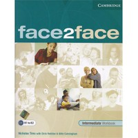 Face 2 Face Intermedia Workbook Cambridge