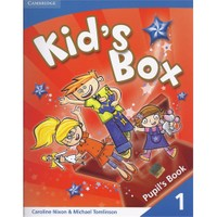 Kids Box Pupils Book 1 Cambridge