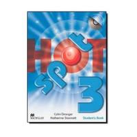 Hot Spot 3 Students Book Macmillan