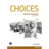 Choıces Elementary Workbook Pearson Yayınları