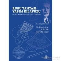 Rubu Tahtası Yapım Kılavuzu - Mustafa Kaçar