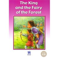 The King And The Fairy Of The Forest +Cd (Rtr Level-D)-Kolektif