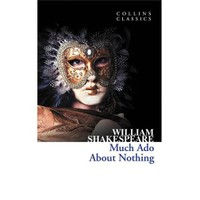 Much Ado About Nothing (Collins Classics)-William Shakespeare