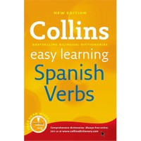 Collins Easy Learning Spanish Verbs with free Verb Wheel